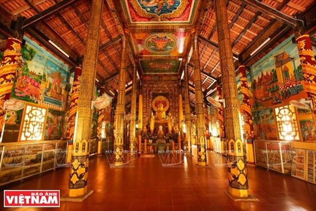 Van hoa dan toc Viet Nam mang dam dau an di san Dao Phat hinh anh 1