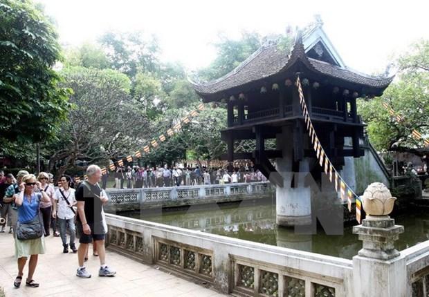 Van hoa dan toc Viet Nam mang dam dau an di san Dao Phat hinh anh 2