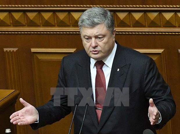 Ukraine can nhac trung cau y dan ve gia nhap NATO va EU hinh anh 1