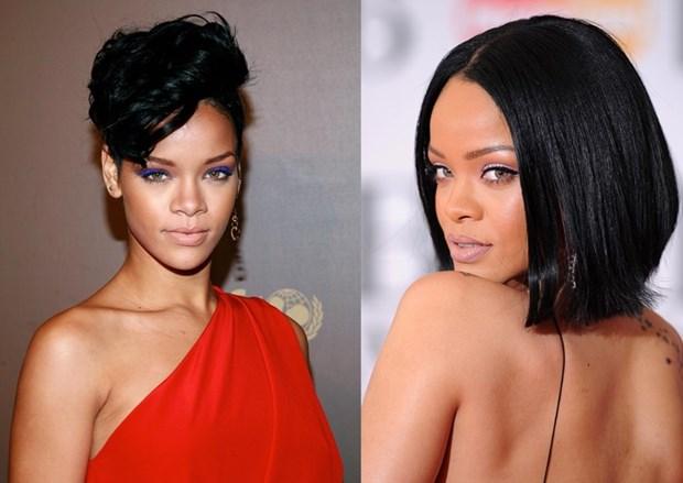 5 kieu trang diem kinh dien lam nen tuong dai phong cach Rihanna hinh anh 3
