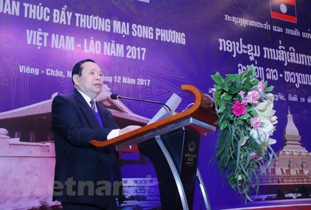 Kim ngach thuong mai song phuong Viet-Lao tang truong tro lai hinh anh 3