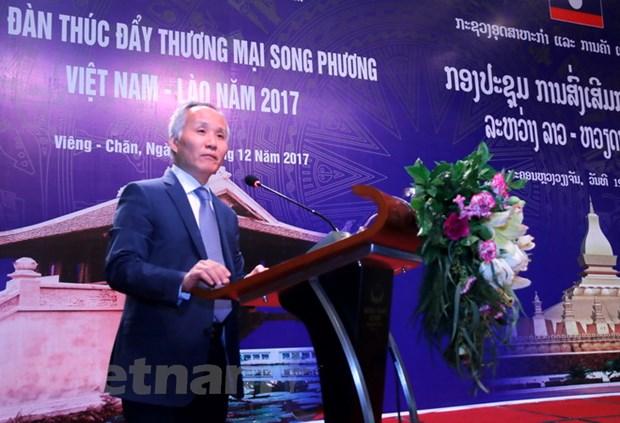 Kim ngach thuong mai song phuong Viet-Lao tang truong tro lai hinh anh 2