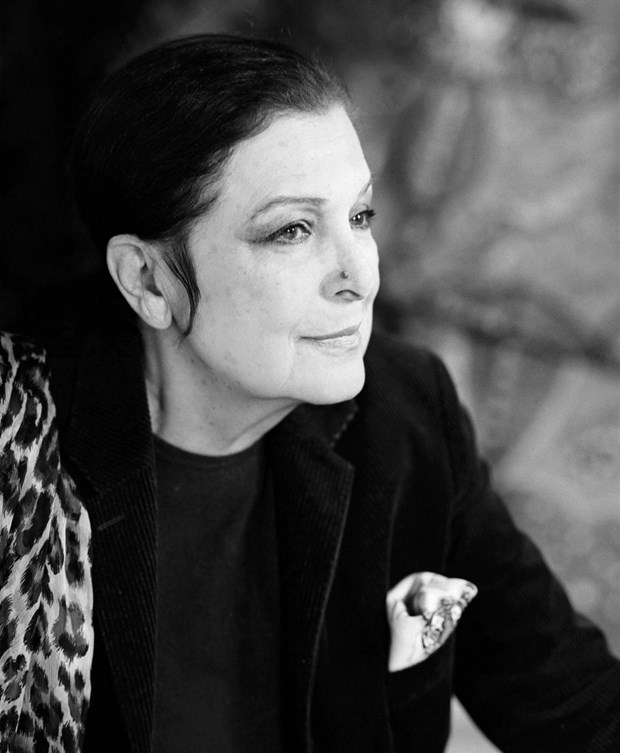 Leila Menchari: Nguoi phu nu phia sau khung cua so Hermes hinh anh 1