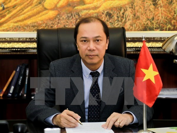 Viet Nam keu goi ASEAN cung nhau thuc day phat trien sang tao hinh anh 1