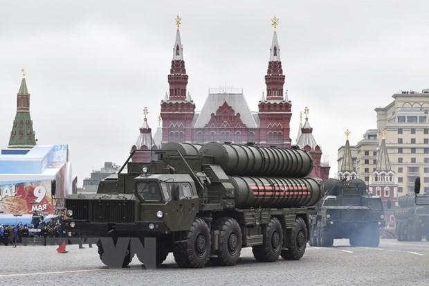 Bo Quoc phong Nga trien khai su doan S-400 moi tai Crimea hinh anh 1