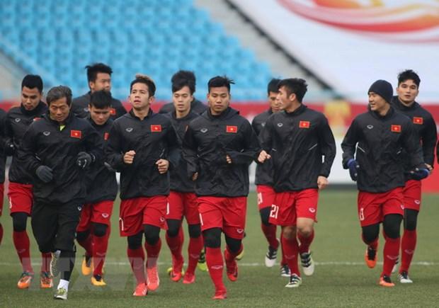 Nhung thong ke thu vi truoc tran dau ban ket U23 Viet Nam-U23 Qatar hinh anh 1