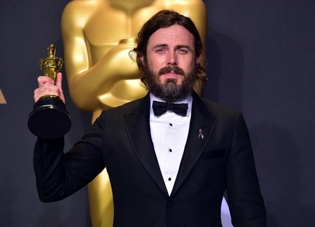 Casey Affleck khong len trao giai Oscar vi qua khu quay roi tinh duc hinh anh 1