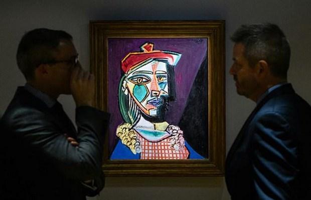 Buc tranh cua danh hoa Picasso co the dat muc gia 50 trieu USD hinh anh 1