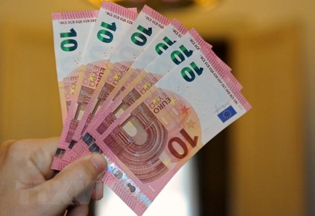 Kinh te khu vuc Eurozone tang truong manh nhat trong 10 nam hinh anh 1
