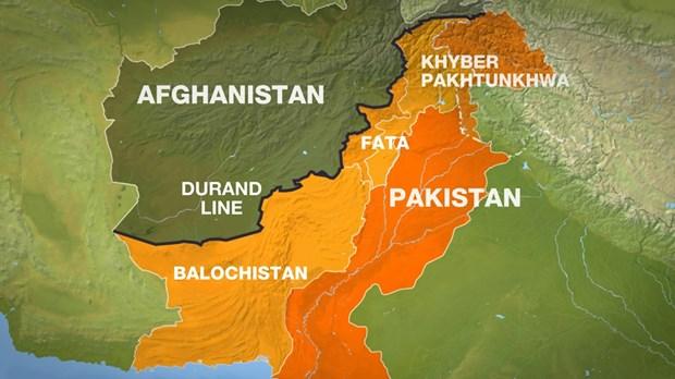 Pakistan som dung hang rao doc bien gioi voi Afghanistan hinh anh 1