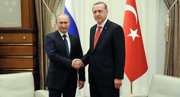 Tho Nhi Ky, Nga va Iran se thao luan ve Syria tai Istanbul hinh anh 1