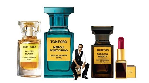 "Tom Ford va nhung ""cuc pham"" cua the gioi lam dep ra doi tu tinh yeu hinh anh 3"