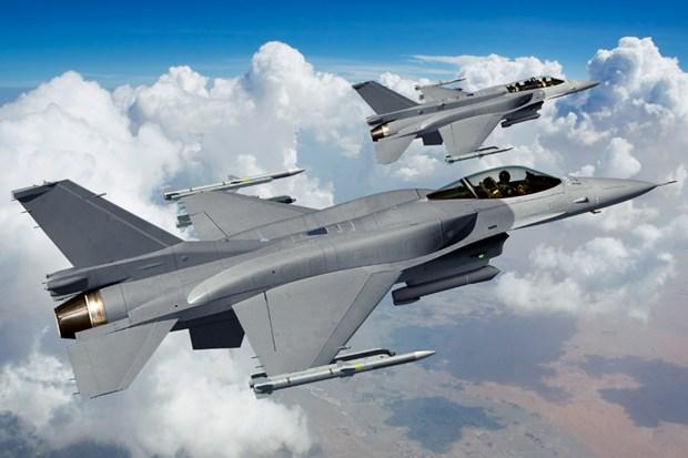 Indonesia tiep nhan 24 may bay chien dau F-16 cua My hinh anh 1