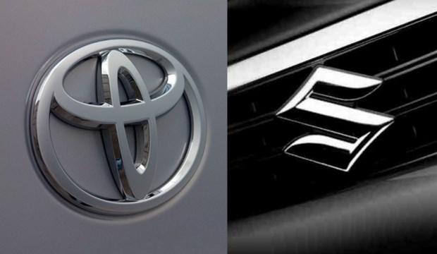 Toyota va Suzuki dat thoa thuan ve trao doi nguon cung oto hinh anh 1