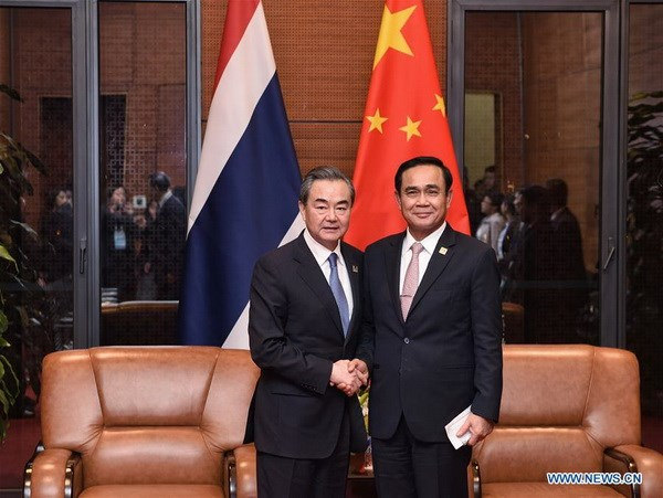 Trung Quoc: Thai Lan la mot uu tien trong chinh sach ngoai giao hinh anh 1