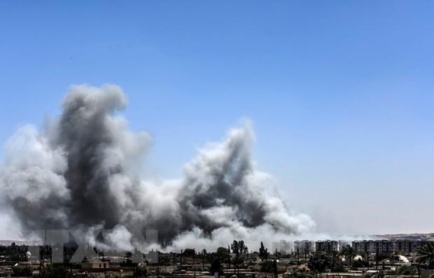 Nga: Khong nen ket luan voi vang ve vu tan cong hoa hoc o Syria hinh anh 1