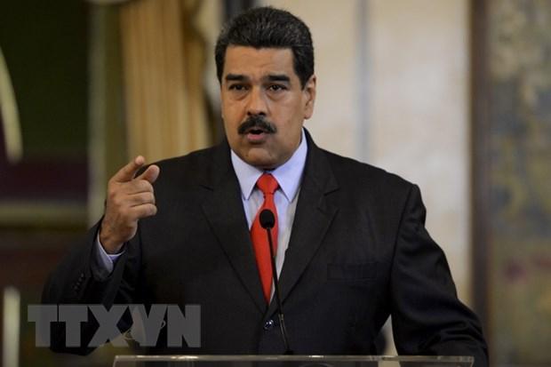 Tong thong Venezuela khong tham du Hoi nghi cac nuoc chau My hinh anh 1