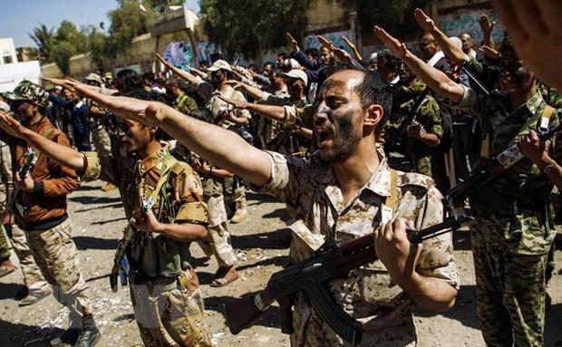 Quan doi Yemen giai phong hoan toan thanh pho cang Medi hinh anh 1