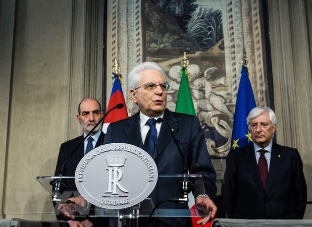 Italy: Dam phan thanh lap chinh phu van be tac sau tham van hinh anh 1
