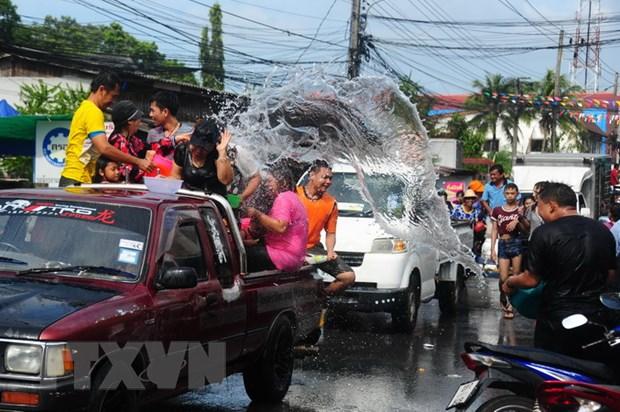 Gan 400 nguoi chet vi tai nan giao thong o Thai Lan dip Tet Songkran hinh anh 1