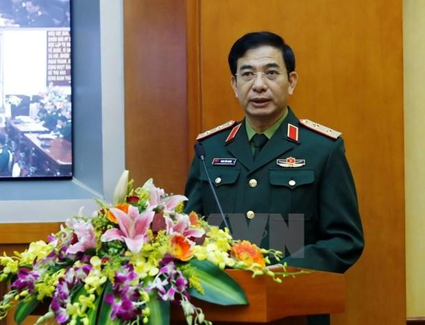 Tang cuong hop tac quoc phong giua Viet Nam va Hoa Ky hinh anh 1