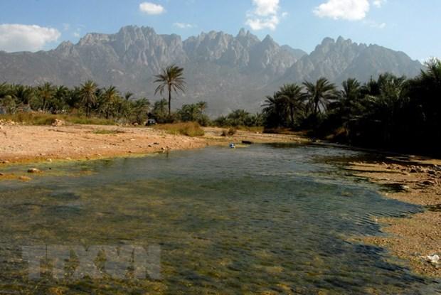 Saudi Arabia trien khai quan doi tai dao Socotra cua Yemen hinh anh 1