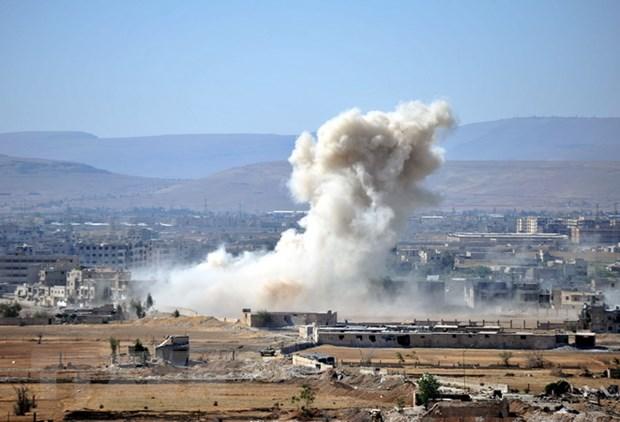 Quan doi Syria danh bat IS khoi khu vuc mien Nam Damascus hinh anh 1