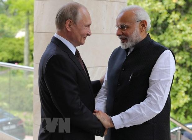Thu tuong Modi: Quan he An Do-Nga tiep tuc phat trien len tam cao moi hinh anh 1