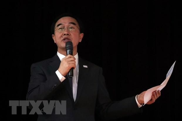 Han Quoc: Trieu Tien, My co the giam bat dong ve phi hat nhan hoa hinh anh 1