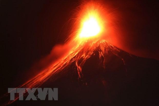 Guatemala: Hang chuc nguoi bi thuong va mat tich do nui lua phun trao hinh anh 1