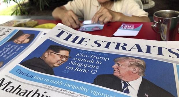 Trung Quoc se gui chien dau co ho tong ong Kim Jong-un toi Singapore? hinh anh 1