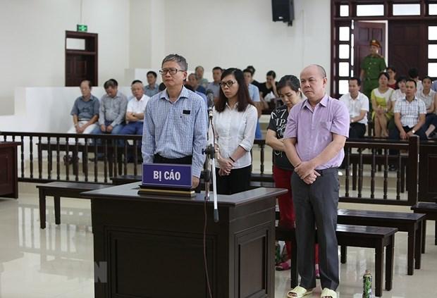 Vu tham o PVP Land: Bi cao Dinh Manh Thang duoc giam nhe hinh phat hinh anh 1