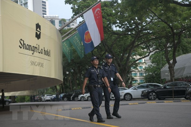 Thu tuong Singapore se gap rieng re cac nha lanh dao Trieu Tien va My hinh anh 1