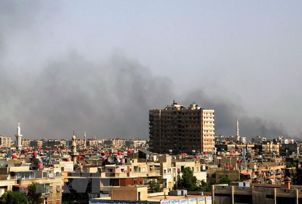Nga: IS tai Syria chi ton tai o nhung khu vuc do My kiem soat hinh anh 1