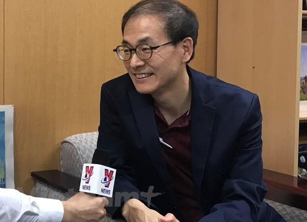 Chuyen gia Han Quoc tin tuong trien vong cuoc gap thuong dinh My-Trieu hinh anh 2