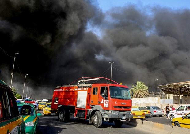 Iraq: Hoa hoan tai diem chuan bi kiem tra lai phieu bau hinh anh 1