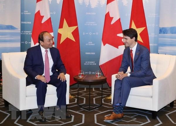 Thu tuong Justin Trudeau: Viet Nam la doi tac quan trong cua Canada hinh anh 3