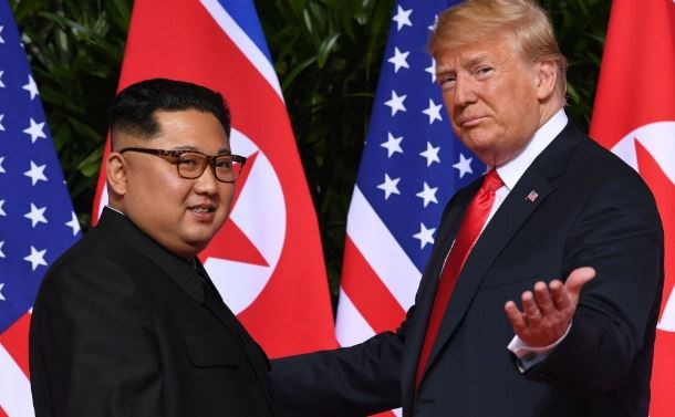 Tong thong Donald Trump se den tham Trieu Tien vao thoi diem nhat dinh hinh anh 1