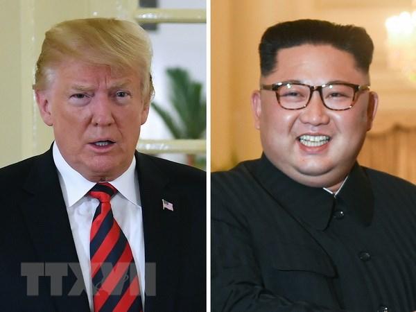 Nguoi dan My nghi gi ve cuoc gap giua ong Donald Trump va Kim Jong-un? hinh anh 1