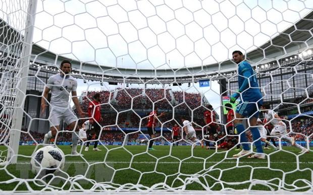 Qua nhieu ghe trong tren khan dai, FIFA mo cuoc dieu tra hinh anh 1