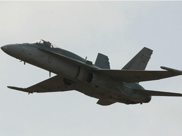 Canada muon mua them may bay F-18 cua Australia nhung cho My dong y hinh anh 1