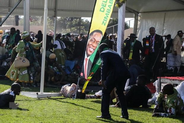 Zimbabwe bac bo kha nang hoan bau cu sau vu no kinh hoang hinh anh 1