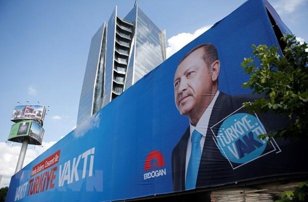 Ong Erdogan tuyen bo gianh chien thang trong ky bau cu Tho Nhi Ky hinh anh 1