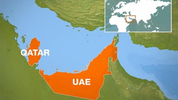 UAE va Qatar khau chien du doi tai Toa an Cong ly quoc te hinh anh 1