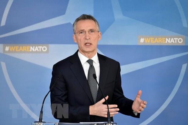 Tong Thu ky NATO hoan nghenh cuoc gap thuong dinh Trump-Putin hinh anh 1