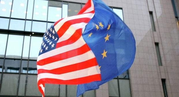 Cang thang My-EU gia tang truoc them hoi nghi thuong dinh NATO hinh anh 1