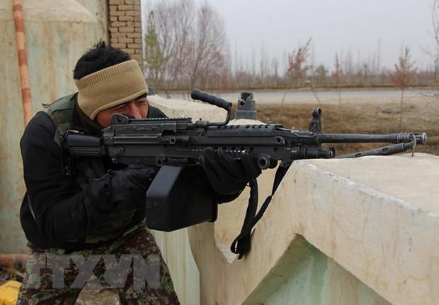 Afghanistan pha huy thanh tri chu chot cua IS tai tinh Nangarhar hinh anh 1