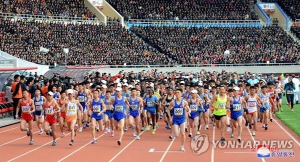 Giai Marathon Binh Nhuong duoc Lien doan Dien kinh quoc te cong nhan hinh anh 1