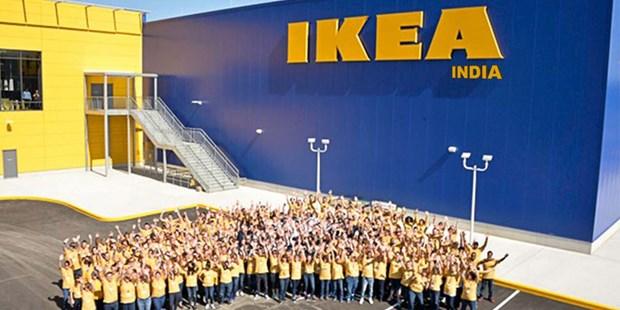 IKEA khai truong cua hang noi that dau tien tai thi truong An Do hinh anh 1