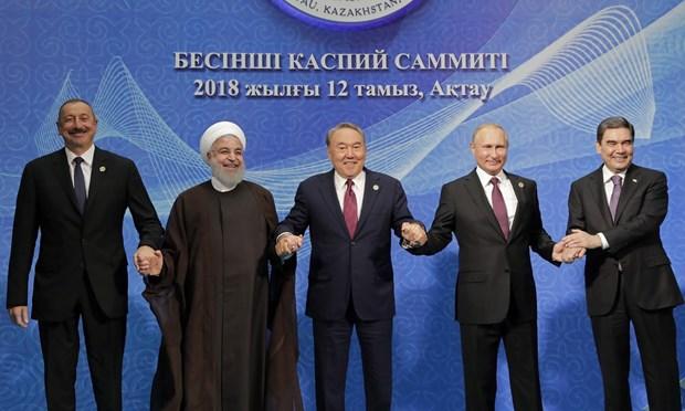 Cong uoc Caspian - mo hinh moi ve giai quyet tranh chap tren vung bien hinh anh 1